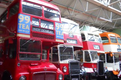 London's Transport Museum